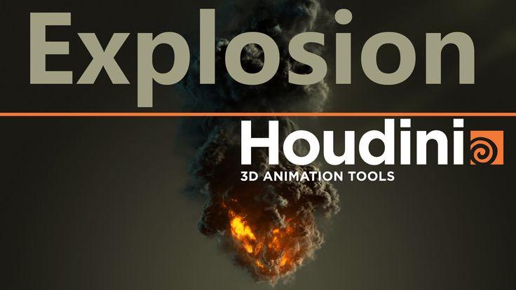 Houdini burning tutorial