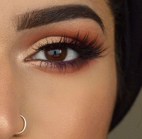 Warm Eyeshadow