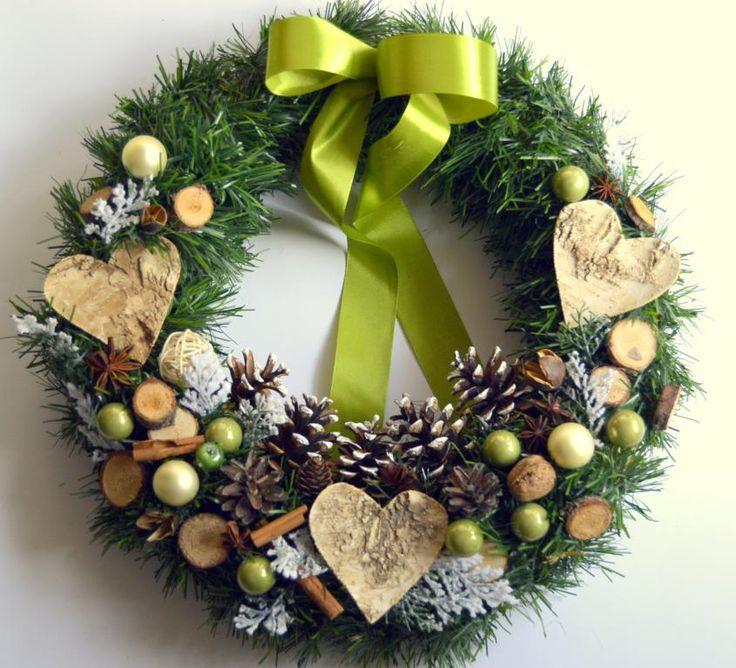 Wianek Wieniec Boże Narodzenie Bożonarodzeniowy