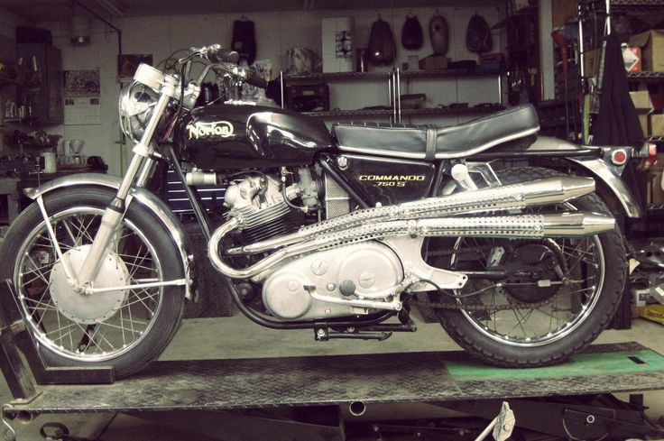 It's always interesting to scroll through the broad spectrum of vintage motorcycles for sale on eBay in any given week, there are always some surprises to be had along with more than a few major temptations. This week we focussed on vintage European motorcycles with a close eye on both England and Italy, these are...