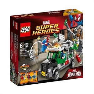 LEGO Marvel Super Heroes Spider Man