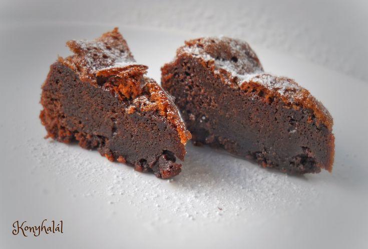Nutellás brownie 2 hozzávaló