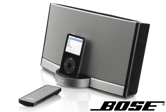 SoundDock Portable Digital Music System - The Bose® SoundDock® Portable digital music system reproduces music with fullness and clarity and lets you enjoy your iPod out loud in more locations. Bose Digital music solutions.