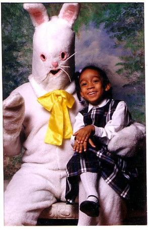 Best Scary Easter Bunny Images On Pinterest Bunnies Costumes - 26 creepy easter bunnies