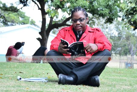 Robert Gibson, the PassionPoet has been featured in Barbados' Nation newspaper on Sunday Feb 8th
