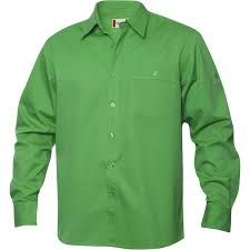 Resultado de imagen de camisas de color verde