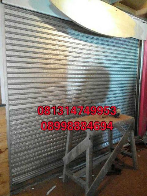 HARIS GLOBAL TEKHNIK: Bongkar Rolling Door 081314749953 panggilan