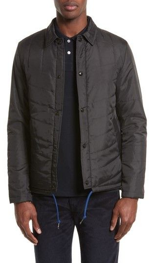 Paul Smith Men's Quilted Packable Jacket
