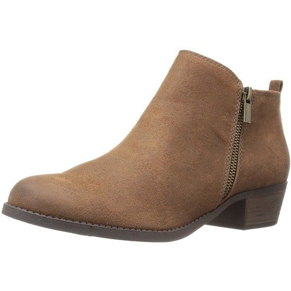 Carlos by Carlos Santana Women's Brie Ankle Bootie ($40) ❤ liked on Polyvore featuring shoes, boots, ankle booties, ankle boots, carlos by carlos santana boots, carlos by carlos santana booties, ankle bootie boots and carlos by carlos santana