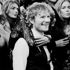 They're there for each other when it all gets a bit overwhelming. | 23 Times Taylor Swift And Ed Sheeran's Friendship Ruled Everything