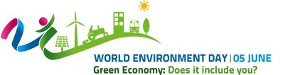 Green Economy: Does it include YOU?    The 2012 theme for World Environment Day is Green Economy: Does it include you?There are two parts to this theme and the first tackles the subject of the Green Economy.