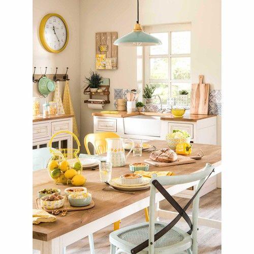 13 best Küche Landhausstil images on Pinterest Kitchen ideas, At - küche landhaus weiß