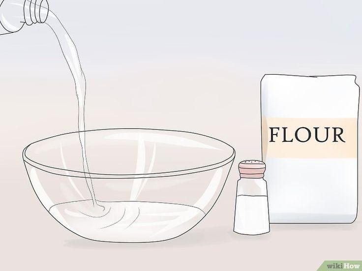 Cómo hacer pintura hinchada: 11 pasos (con fotos)