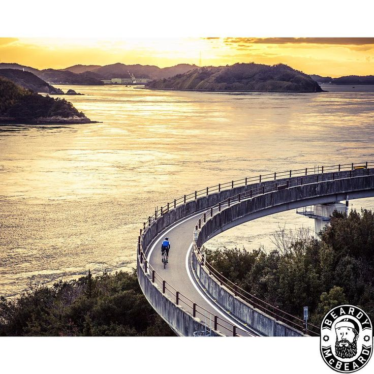 「This is why riding Shimanami Kaido route isn't like anything I have ridden before.  #ShimanamiKaido #HiroshimaPrefecture #EhimePrefecture…」