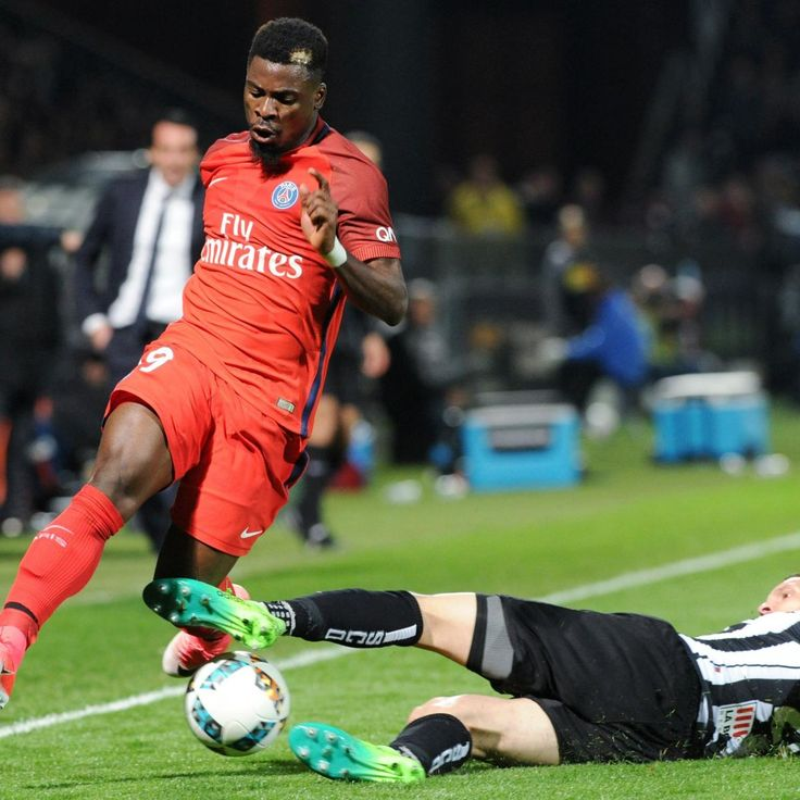 Tottenham Transfer News: Latest Rumours on Serge Aurier and Davinson Sanchez