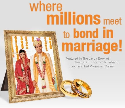 Matrimony > Bharat Matrimony > Register FREE!