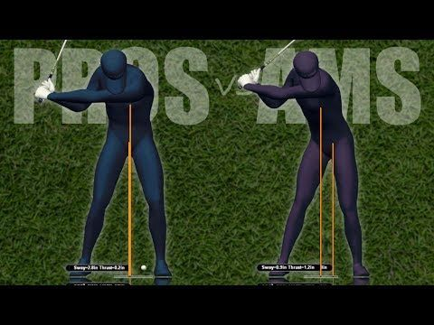 Lateral Motion: The Difference Between PGA Tour Players and Amateurs | GolfWRX
