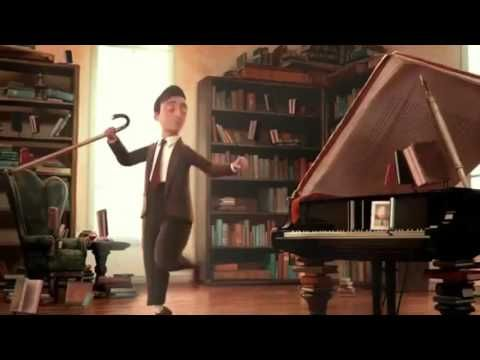 EL MEJOR CORTO DEL MUNDO PARA FOMENTAR LA LECTURA - YouTube