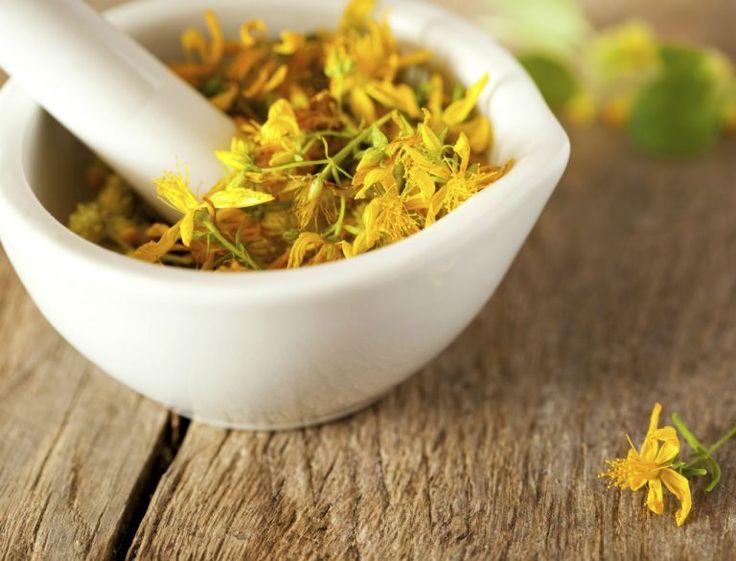 5 remèdes géniaux avec le millepertuis pour la santé du corps et de l'esprit