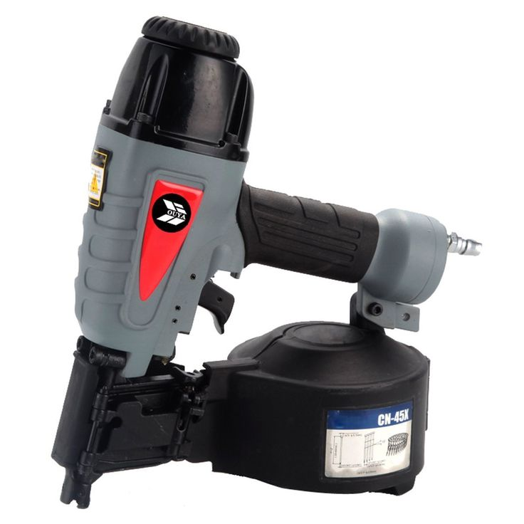 Ouya CN45XS 13-Gauge 2-Inch Pneumatic Coil Roofing Nailer Kit *** Learn more by visiting the image link.