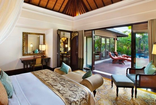Bali Villa | Lagoon Villa One Bedroom | St. Regis Bali Resort and Villa