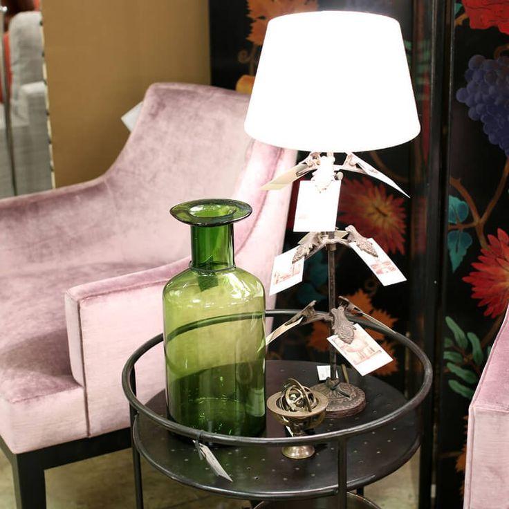 Belgian Clip Table Lamp