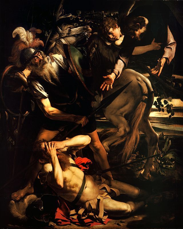 The Conversion of Saint Paul (or Conversion of Saul), by the Italian painter Caravaggio, is housed in the Odescalchi Balbi Collection of Rome.Wikiwand