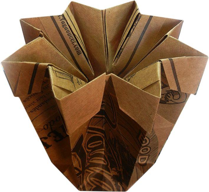 17 melhores ideias sobre Caixas De Origami no Pinterest ...