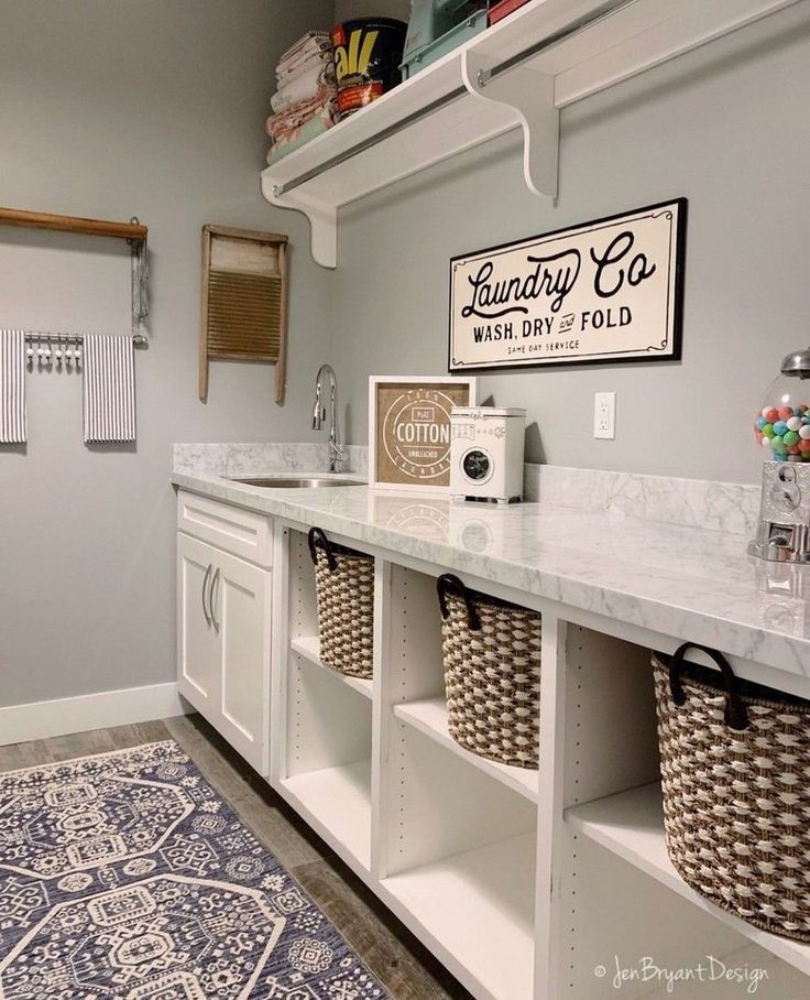 20+ Excellent Laundry Room Décor Ideas To Be Inspiration – where i want to live