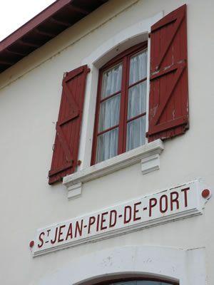 St Jean Pied de Port,France.