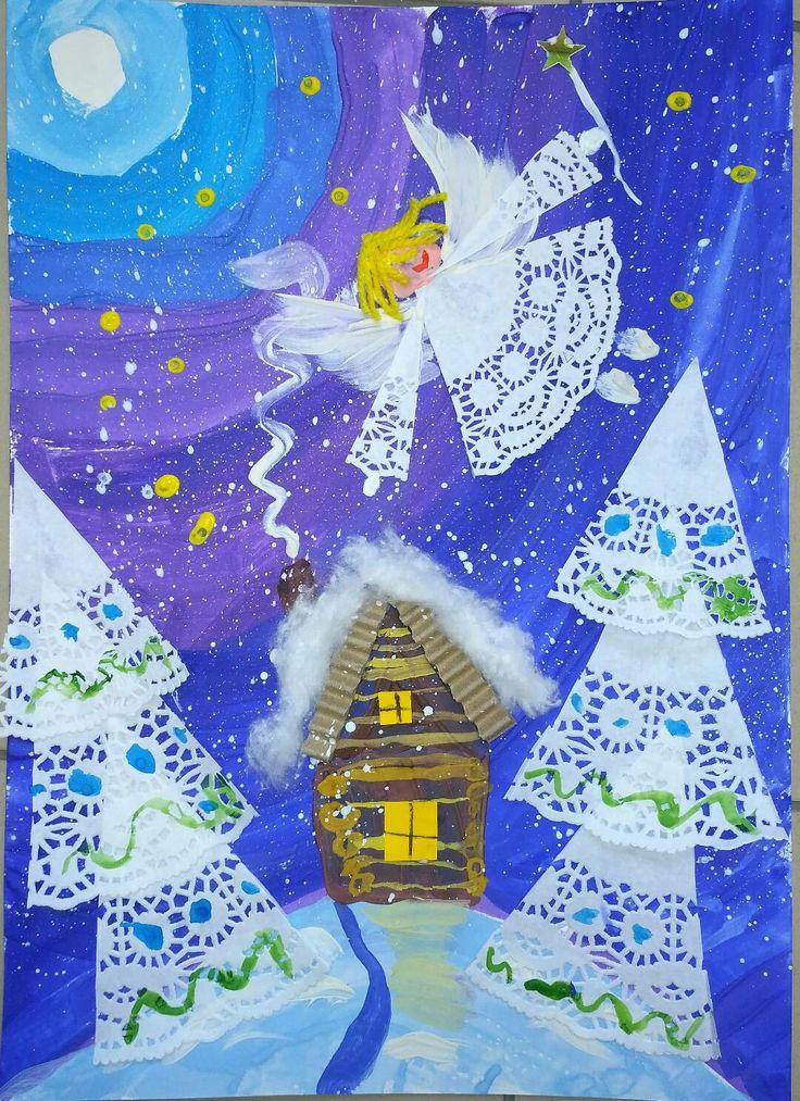 валяется свет рождественской звезды открытка на конкурс нечасто, так