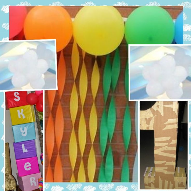 Ok, not the greatest splicing of images but I just haven't found the right free Photoshop app. Anyway, this is what I'm going for as a backdrop for y daughter's 1st bday. Not just a backdrop but possibly the entrance to the backyard. The balloons would be in an arch formation.