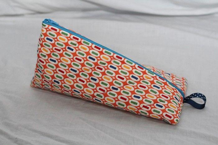Spot pencil case, make-up bag or nappy bag organiser!