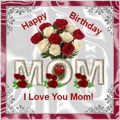 happy birthday mom cards | Send this birthday ecard to your mom for her birthday.