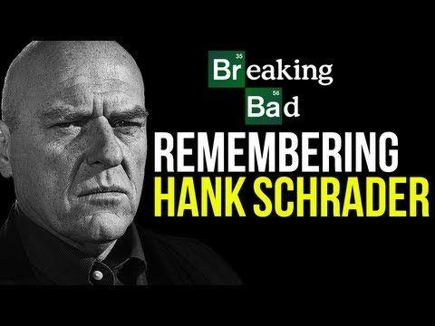 (Breaking Bad) Remembering Hank Schrader (09/18/2013).