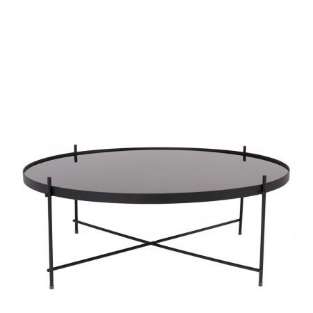 table basse design ronde cupid xxlarge zuiver tables and design. Black Bedroom Furniture Sets. Home Design Ideas