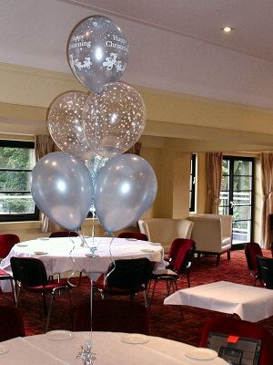 The 25 best ideas about glitter balloons on pinterest for Balloon decoration ideas for christening
