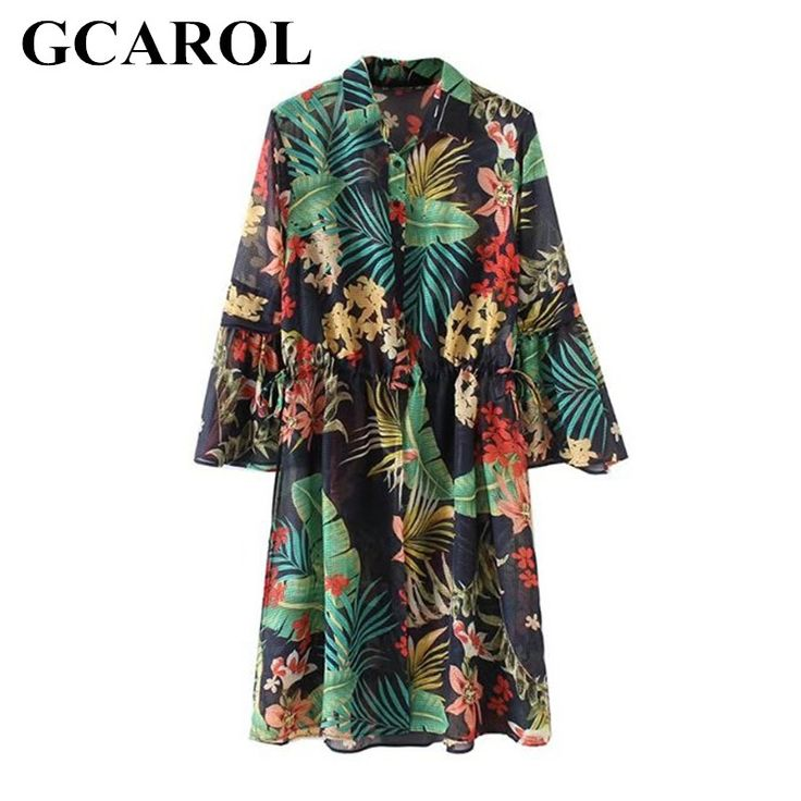 GCAROL New Arrival Tropical Floral Women Long Shirt Oversize Fashion Causal Chiffon Blouse High Quality Split Design Tops |  Check Best Price for GCAROL New Arrival Tropical Floral Women Long Shirt Oversize Fashion Causal Chiffon Blouse High Quality Split Design Tops. This Online shop give you the information of finest and low cost which integrated super save shipping for GCAROL New Arrival Tropical Floral Women Long Shirt Oversize Fashion Causal Chiffon Blouse High Quality Split Design Tops…