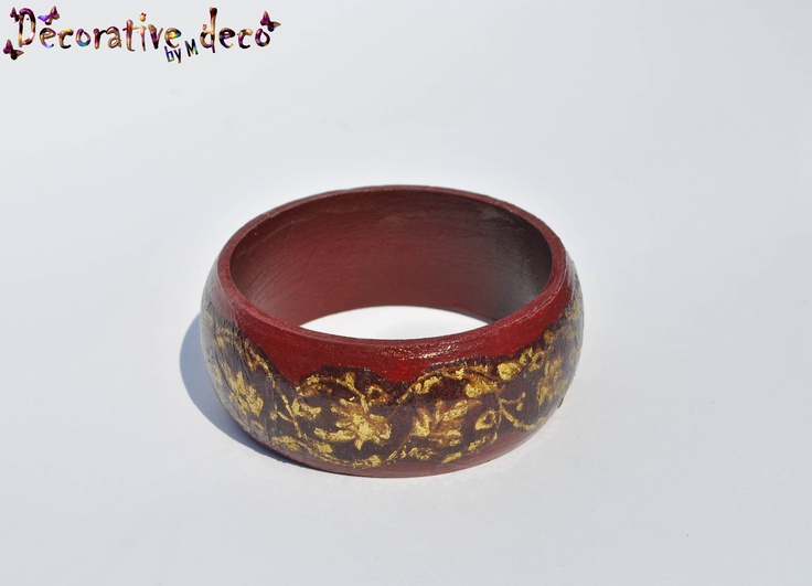 Bracelet - Cherry Gold