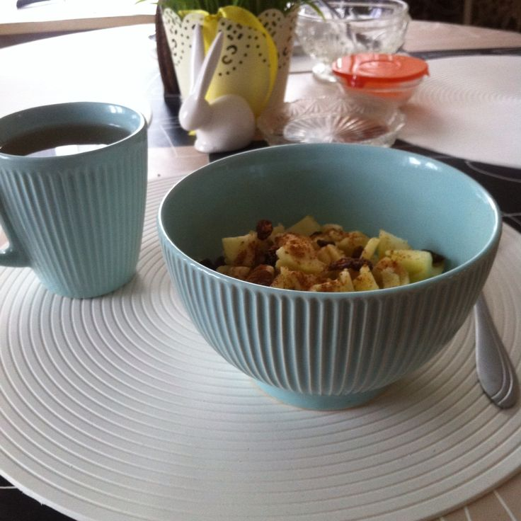 Breakfast :) good morning
