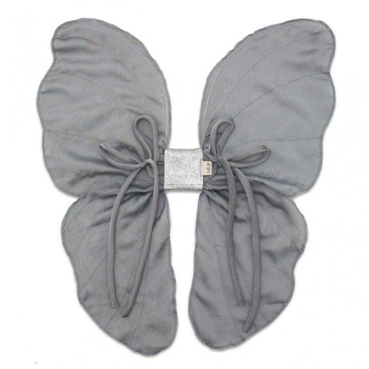 NUMERO 74 Silver Butterfly Wings