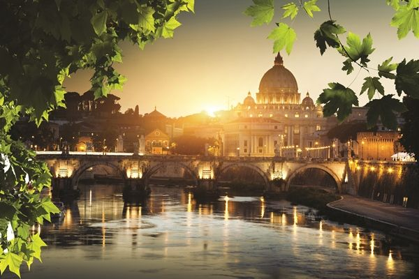 Visit the Vatican City, Italy & Soak up its history would be blissful