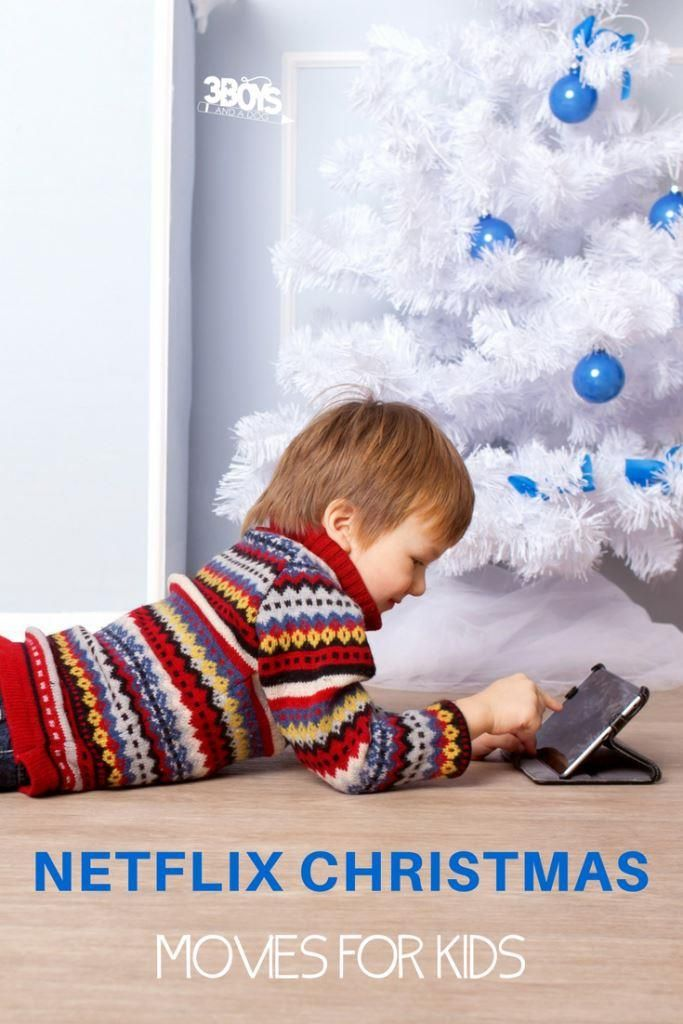 10 Christmas Movies on Netflix for Kids   Pinterest   Netflix and Movie