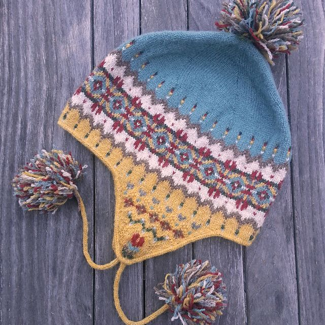 Ravelry: Sagebrush Chullo pattern by Mary Ann Stephens