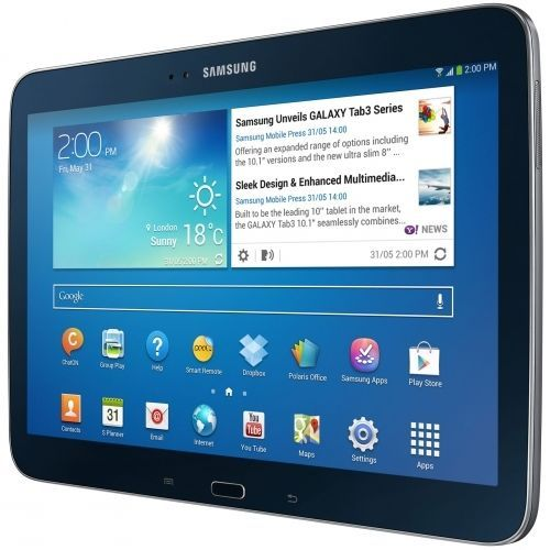 (-46 %*) Samsung Galaxy Tab 3 10.1 P5210 16GB Android Tablet ohne Vertrag WiFi WLAN WOW!