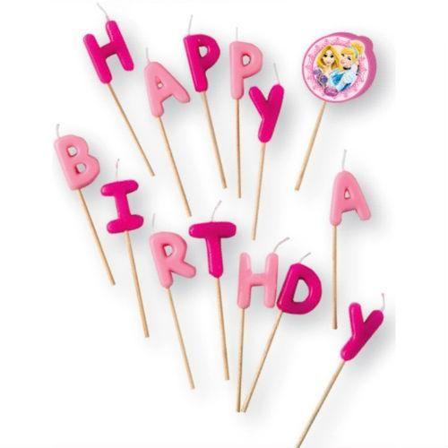 Набор свечей «Happy Birthday» Procos