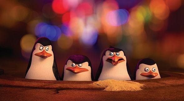 Nuestros divertidos amigos de 'Los Pingüinos de Madagascar (The Penguins of Madagascar)' llegan directos a nuestras casas con dos ediciones domésticas de la película de DreamWorks, a partir del 27 de marzo.