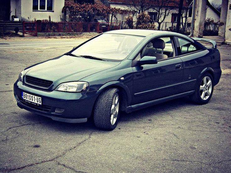 Opel Astra Bertone in Serbia