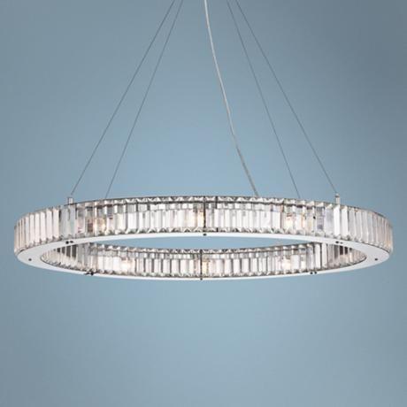 euro design lighting. $400.00, Possini Euro Mulina 35 1/2\ Design Lighting