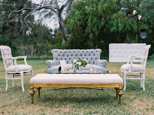 Lounge Vignette | Found Vintage Rentals #wedding #lounge #seating #decor  #event - 441 Best {Lounge Around} Images On Pinterest Wedding Events
